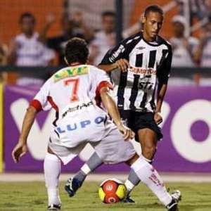 Neymar estreia contra o Oeste