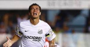 Leandro Damião não engatou. Mas não pode ser bode expiatório (Ricardo Saibun/Santos FC)