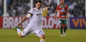 Montillo, mesmo sem ter sido brilhante, ainda faz falta (Ricardo Saibun/Santos FC)
