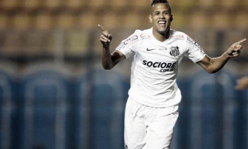 Geuvânio, centésimo jogo como profissional contra o Corinthians