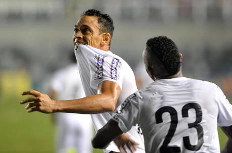 Com desempenho na atual temporada, Ricardo Oliveira entra na lista dos dez maiores artilheiros do Santos no século 21 (Foto: Ivan Storti/SantosFC)