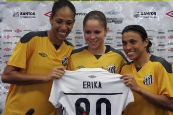 erika selecao futebol feminino