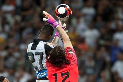 Santos perde para o Corinthians no Paulista 2017