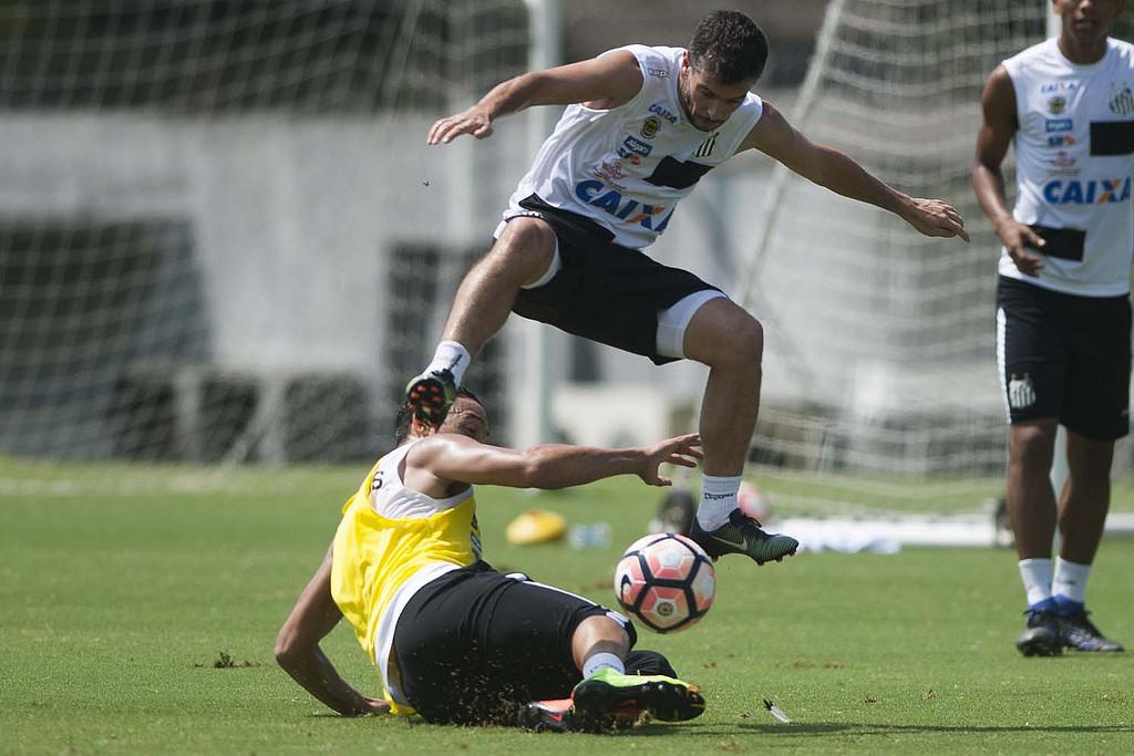 d02958a731 estreia do Santos na Libertadores 2017