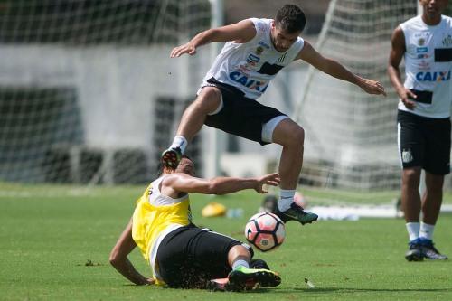 estreia do Santos na Libertadores 2017