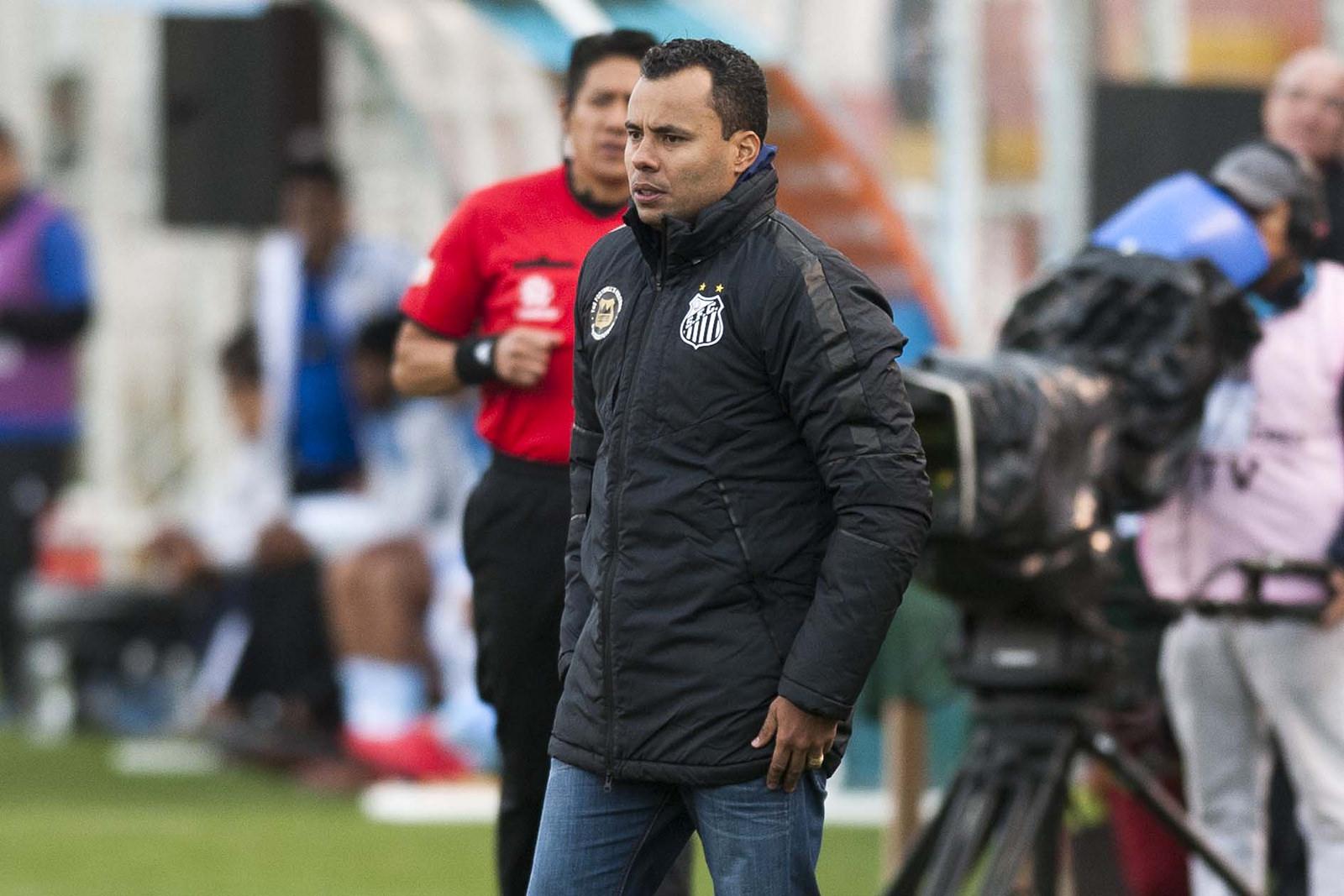 Jair Ventura no Santos Futebol Clube